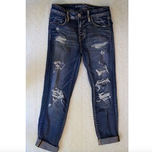 AE cropped jeggings